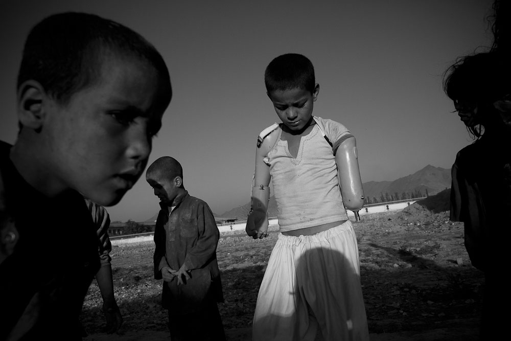 Afghanistan: The devastating consequences of civil wars | © Majid Saeedi/Getty Images