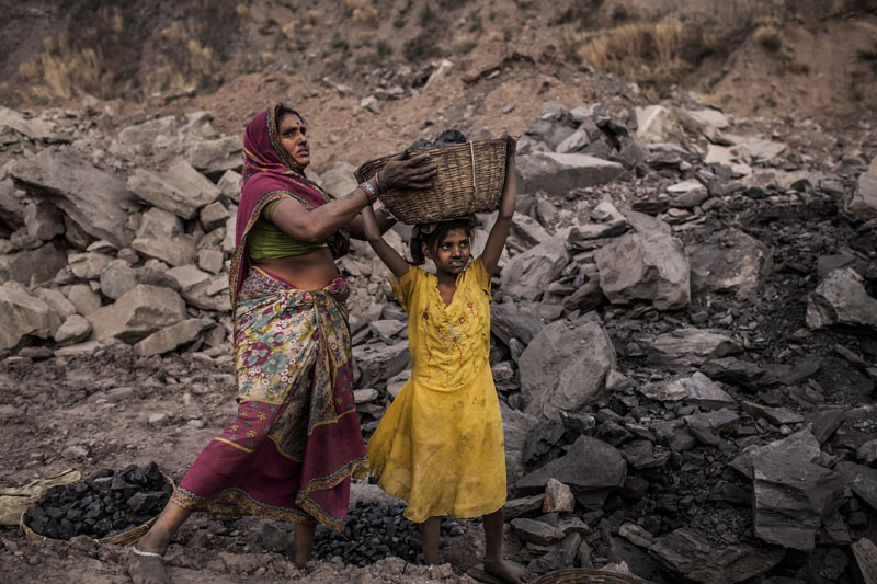 India: The horrors of poverty