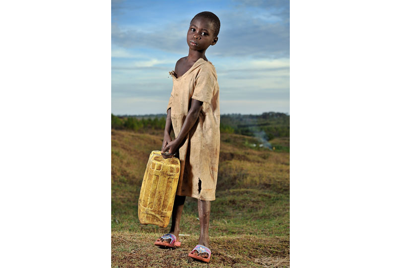 Tanzania: Brave water carriers
