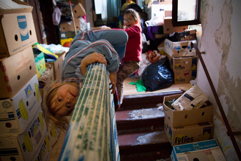 Germany: Victims of hoarding at home