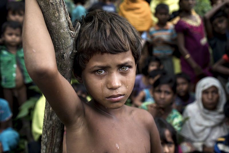 Cox's Bazar: The exodus of the Rohingya