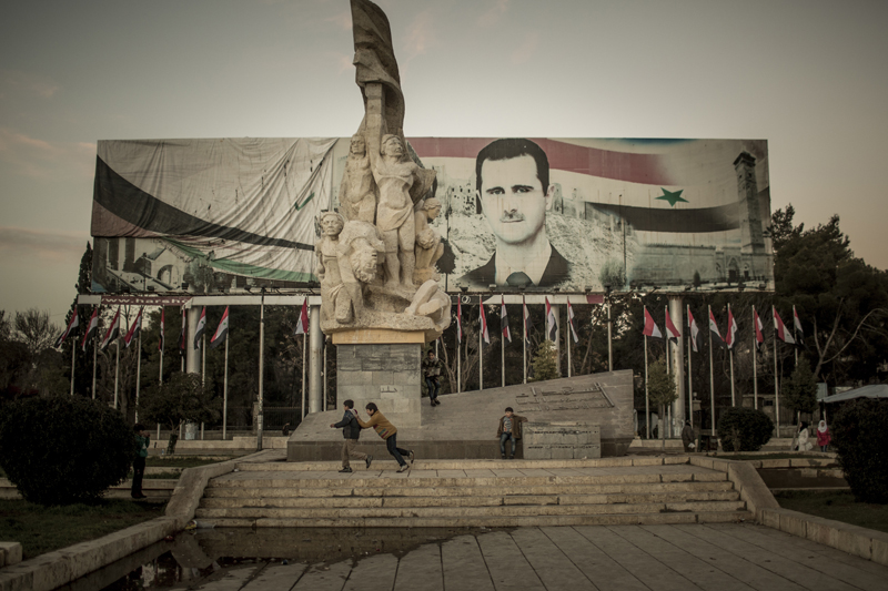Syria: Nothing is over