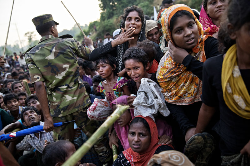 Bangladesh: Waiting with their last ounce of strength
