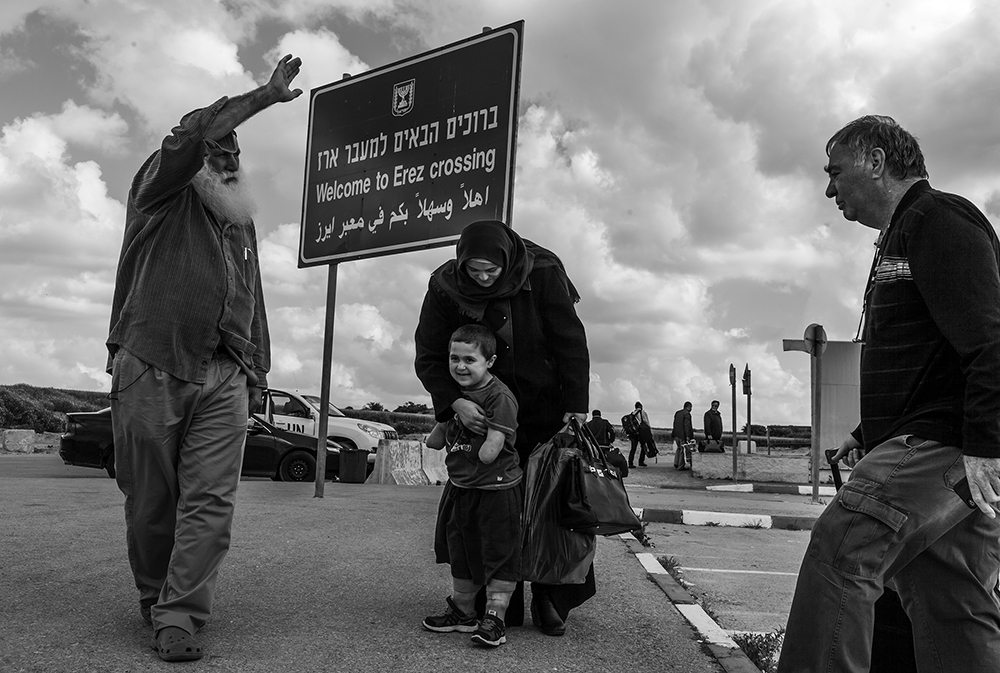 Israel/Palestine: Muhi's peaceful courage in the midst of war
