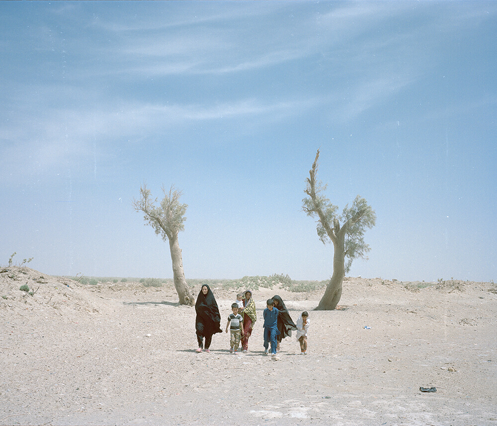 Iran: When the water will be all gone