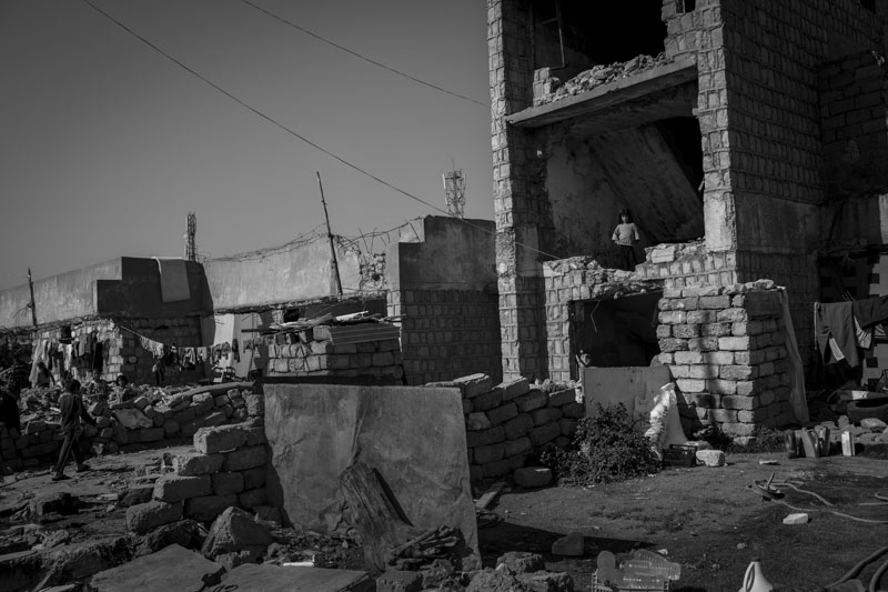 Iraq: The fate of the Yazidis | © Christian Werner/laif