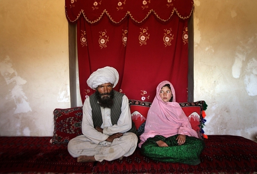 Child brides. © Stephanie Sinclair/VII Network