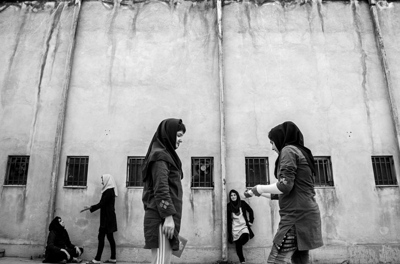 Iran: No mercy for the children | © Sadegh Souri (Freelance Photographer)