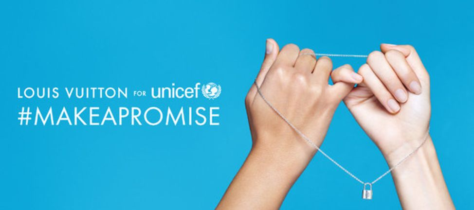Louis Vuitton for UNICEF