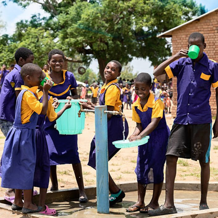 Living Schools in Malawi