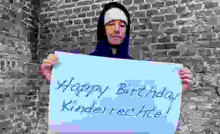 Julien Bam: Happy Birthday, Kinderrechte!