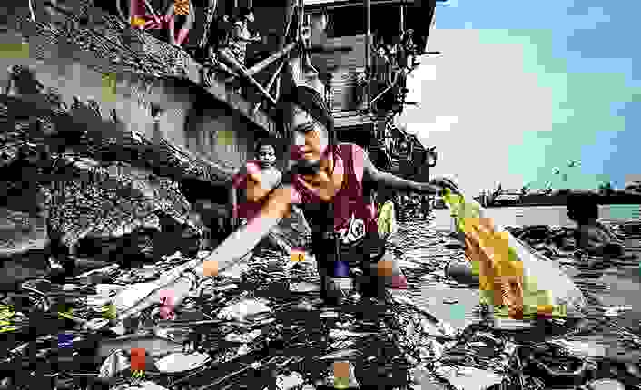 Philippines: Garbage, the Children and Death