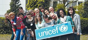 UNICEF-JuniorTeam-Assistenten 2013